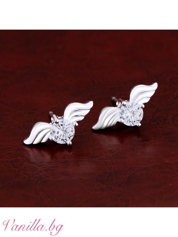 Бижута - Обеци Ангел