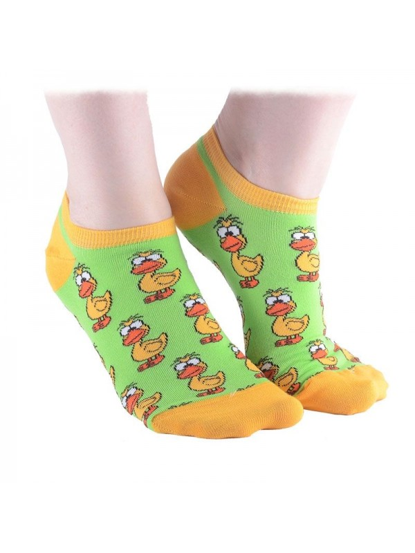 Чорапи с патенца - модел тип терлик