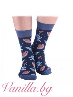 """Чорапи """"Космическо пътешествие"""""""