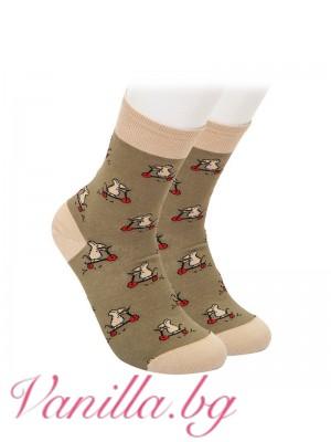 Чорапи с мишлета на тротинетки