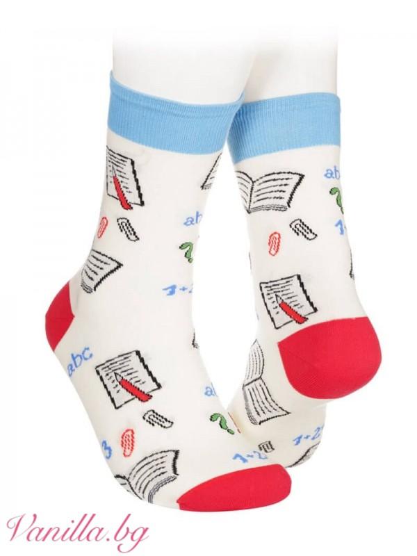 Чорапи за учители и ученици