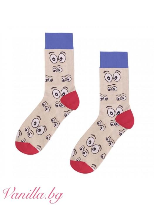 Чорапи с ококорени очички