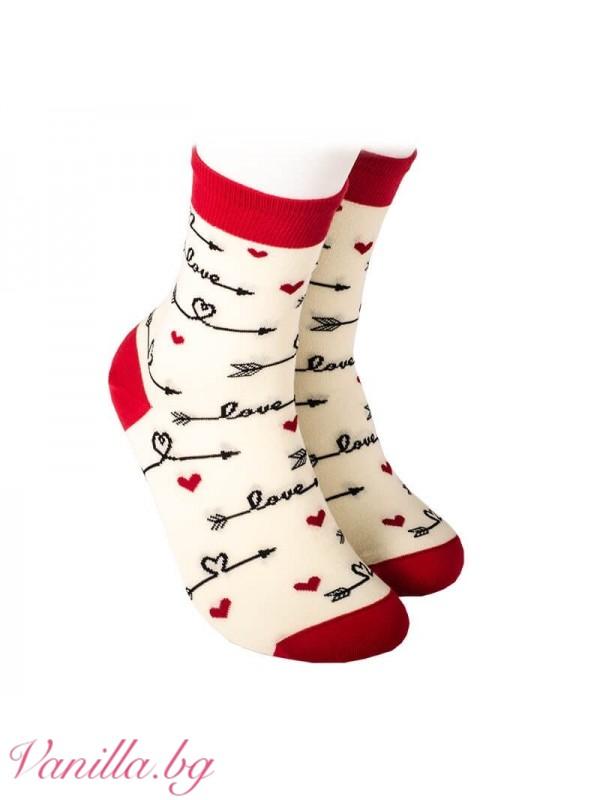 Чорапи Стрелите на любовта