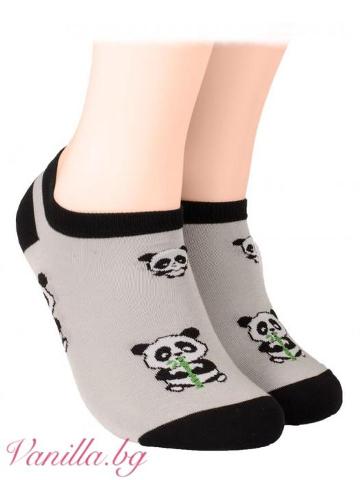 Терлици с пухкави панди