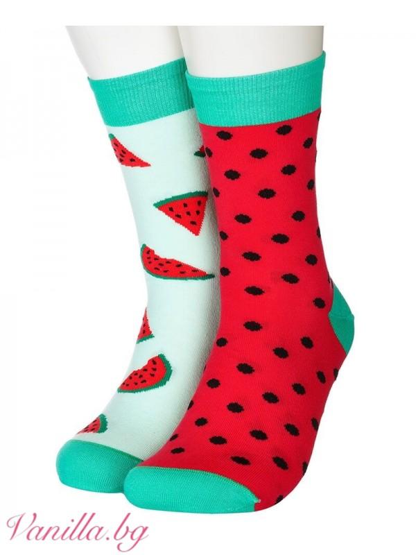 Чорапи с диня