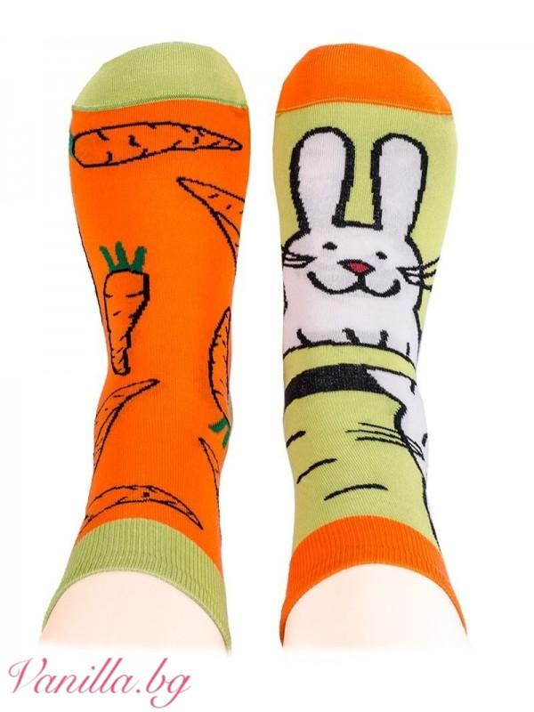 Чорапи със зайчета