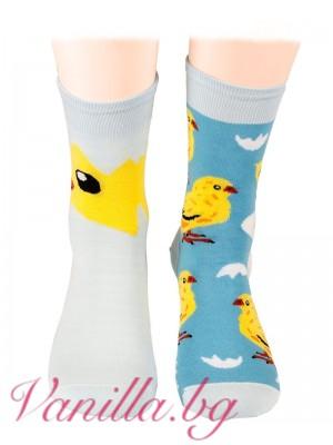 Чорапи с пиленца