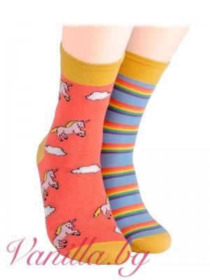 Чорапи с еднорози