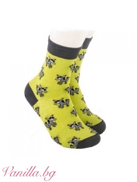 Чорапи с магаренца