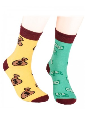 Чорапи за богаташи и банкери
