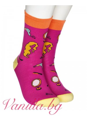 """Чорапи """"Нова прическа"""""""