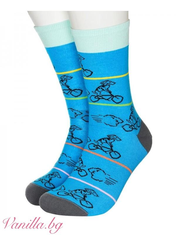 """Чорапи """"Кучето беглец"""""""