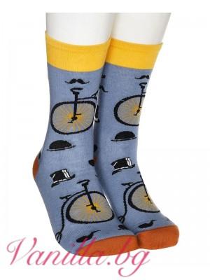 "Чорапи ""Ретро джентълмен"""