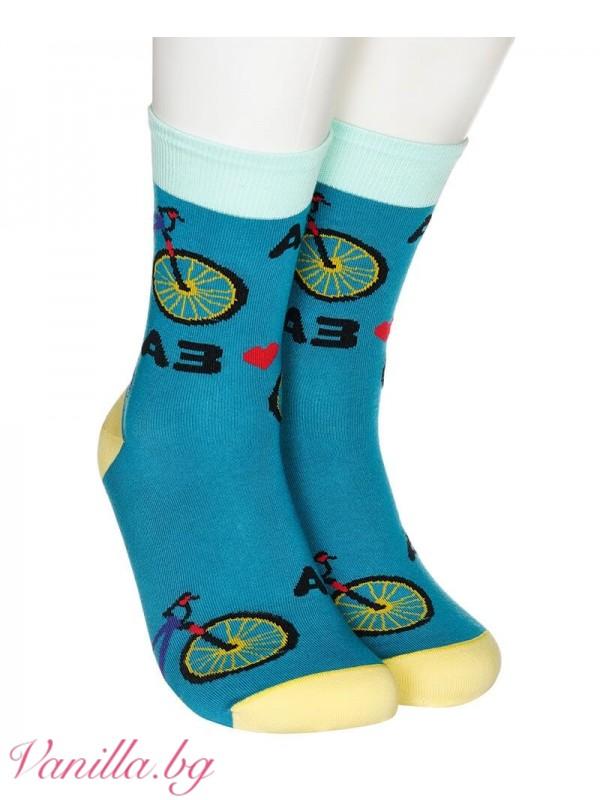 Чорапи за велосипедисти