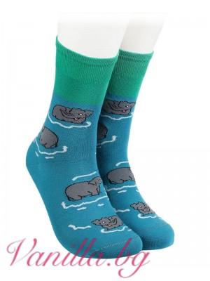 Чорапи със слончета