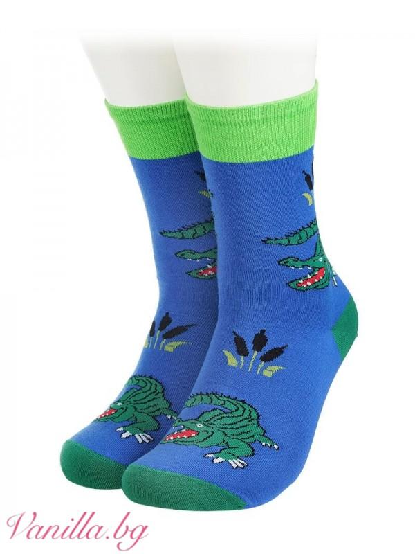 Чорапи с крокодили