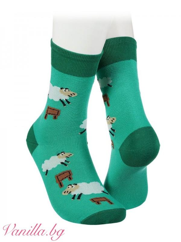 "Чорапи ""Овце прескачат оградата"""