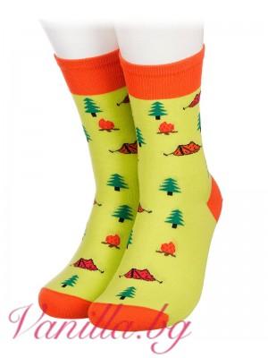 Чорапи за планинари
