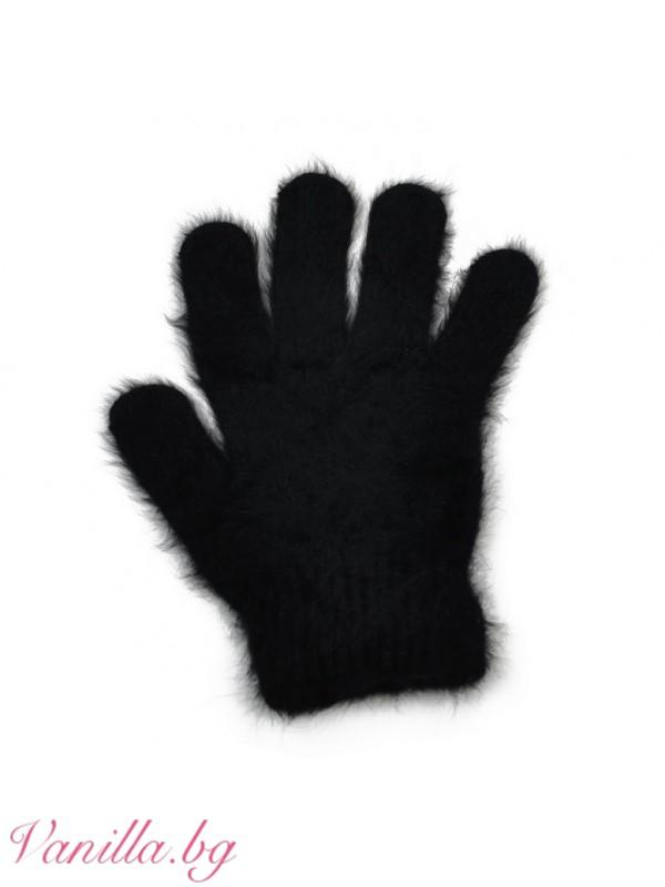 Дамски ръкавици Ангора — Ръкавици | vanilla.bg