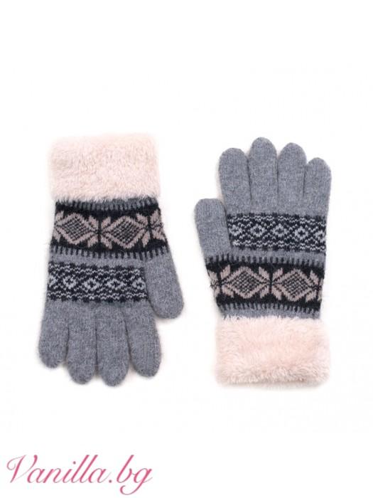 Топли зимни ръкавици