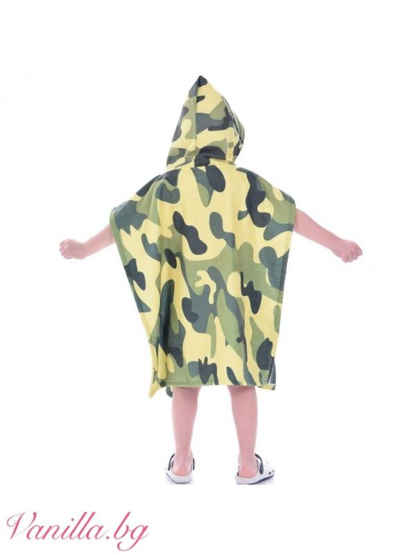 Детска хавлия - войник