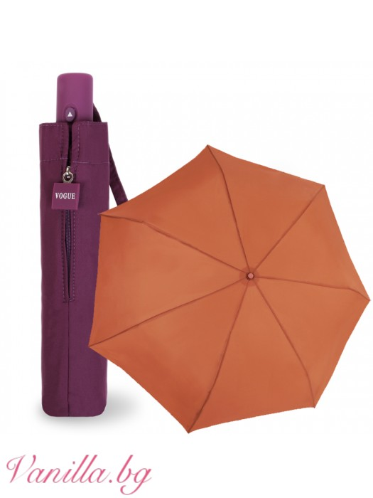 Луксозен сгъваем чадър VOGUE - серия JAEN
