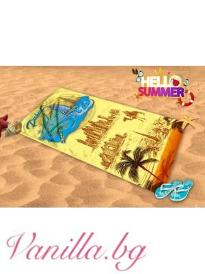 Плажна хавлия - Дубай