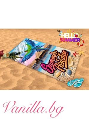 Плажна хавлия - Summer Paradise