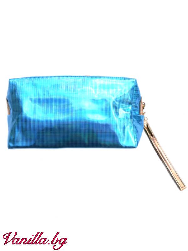 Несесер «Blue Holographic»