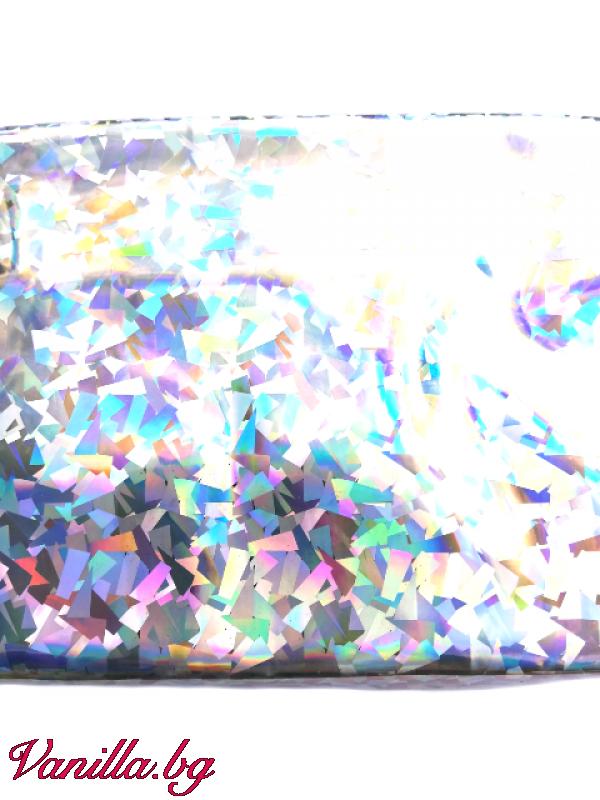 Несесер «Holographic Confetti» — Моливници | vanilla.bg