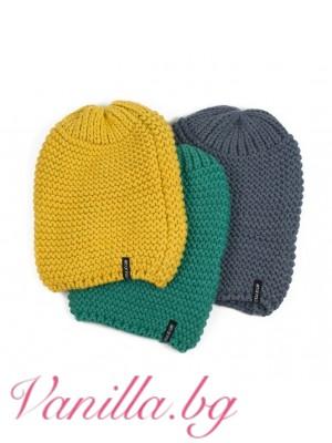 Дамска шапка Beanie - различни цветове