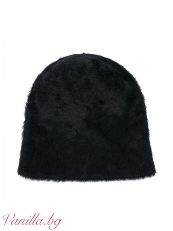 Подаръчен комплект Ангора - шапка, ръкавици и шал — Подаръчни комплекти | vanilla.bg