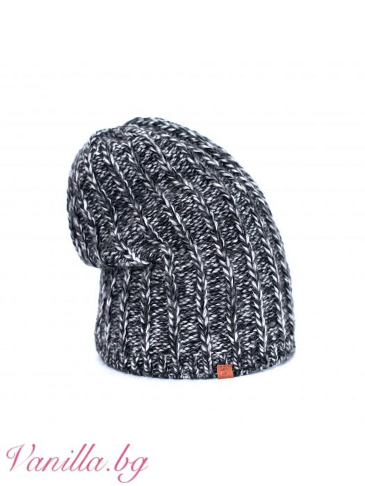 Дамска шапка Меланж