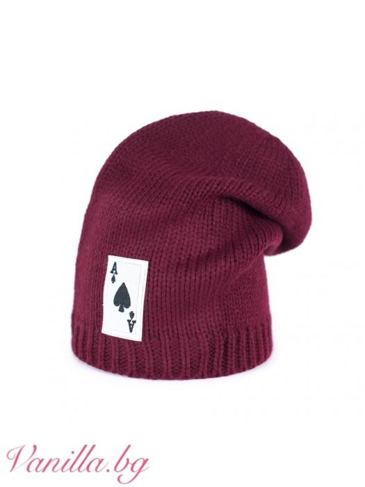 Дамска шапка Асо Пика