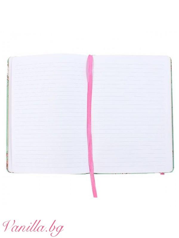 Офис аксесоари - Луксозен тефтер Rustic Romance - формат А5