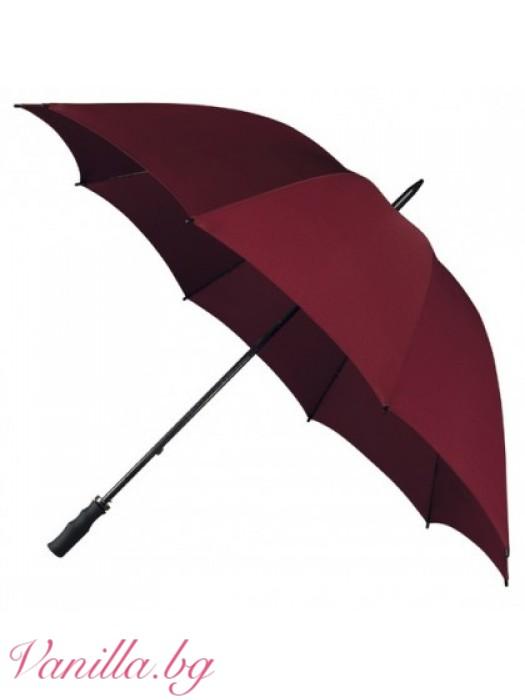 Тъмночервен чадър StormStar
