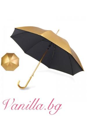 Дамски чадър «Злато»