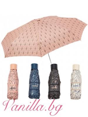 Мини сгъваем чадър Ezpeleta - Art Deco