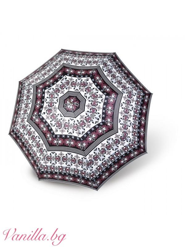 Луксозен сгъваем чадър VOGUE — серия MURCIA