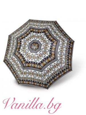 Луксозен сгъваем чадър VOGUE - серия MURCIA