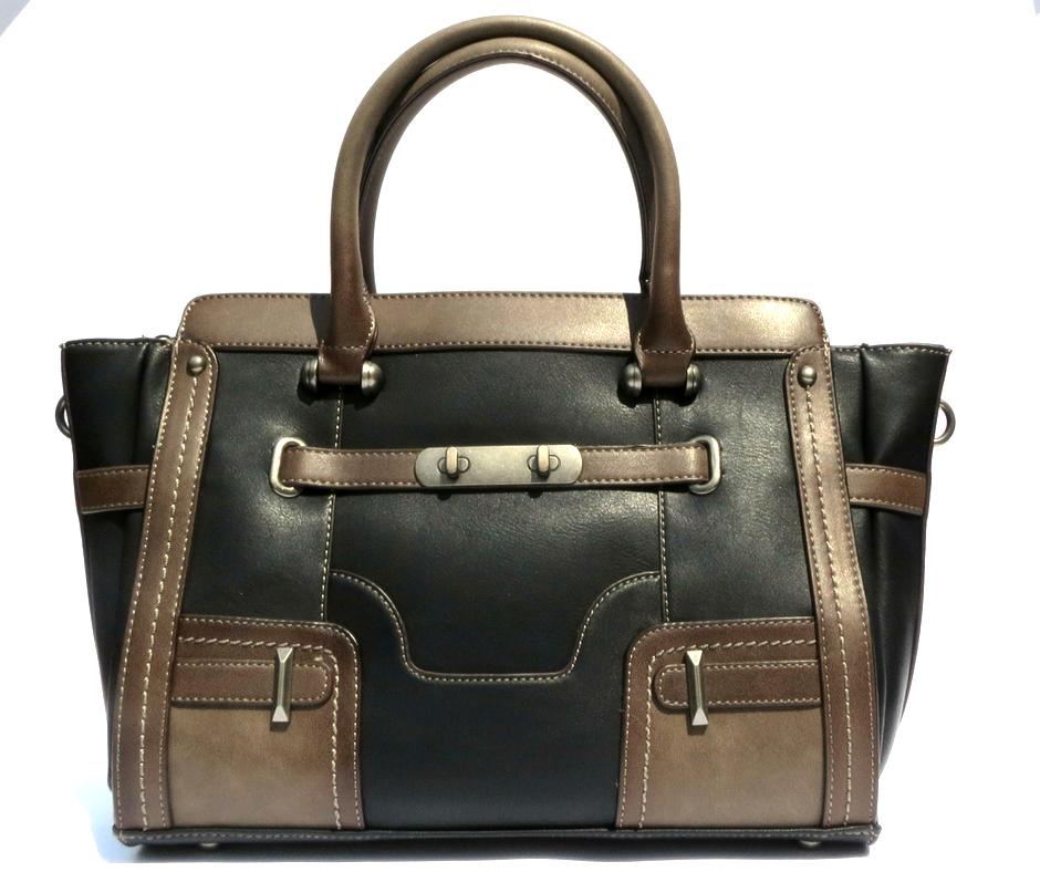 дамка чанта в ретро стил