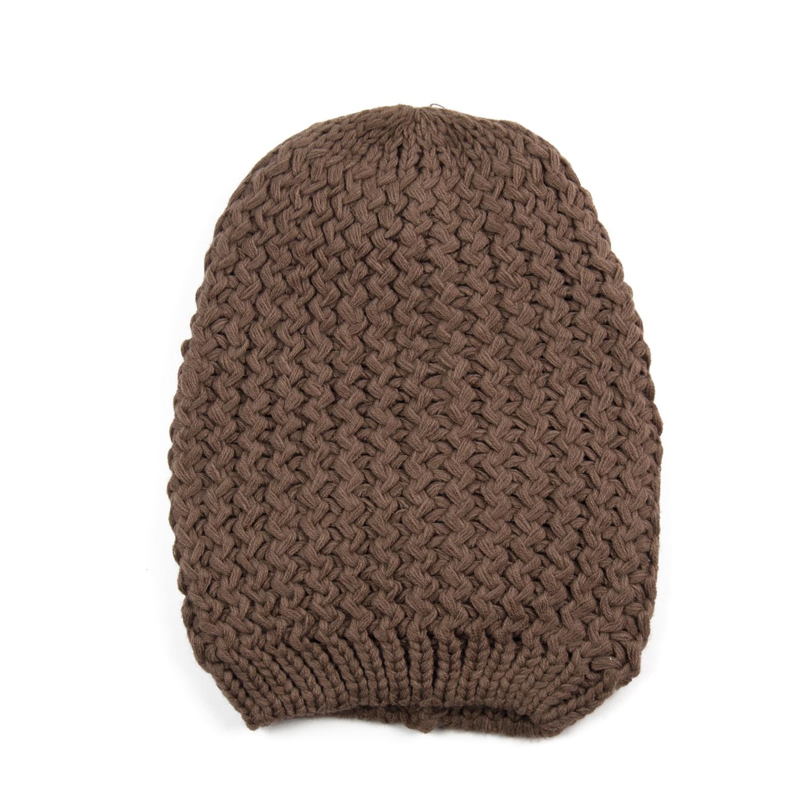 кафява шапка